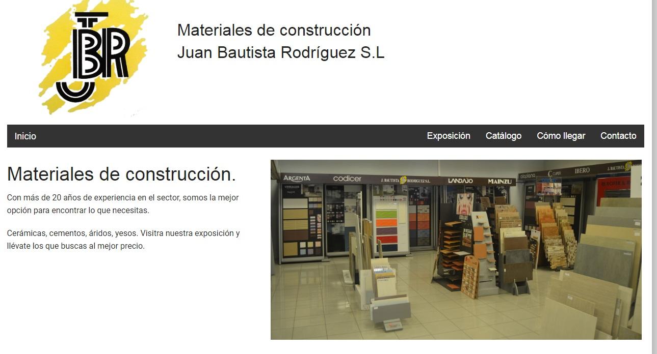 Bautista Rodríguez (Suministros para la Construcción)