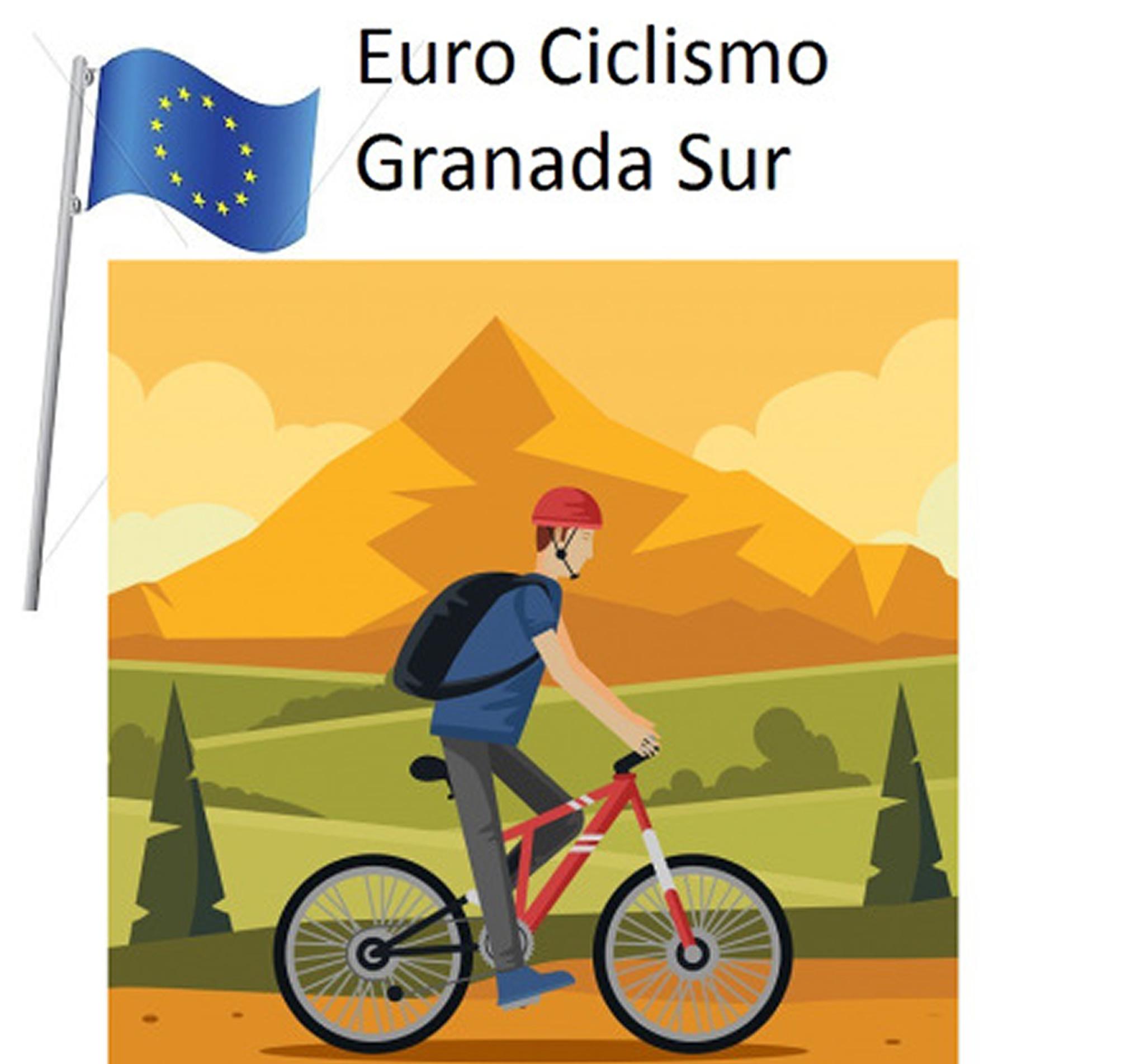 Euro Ciclismo Granada Sur Conocer y disfrutar de nuestro entorno con la bici.